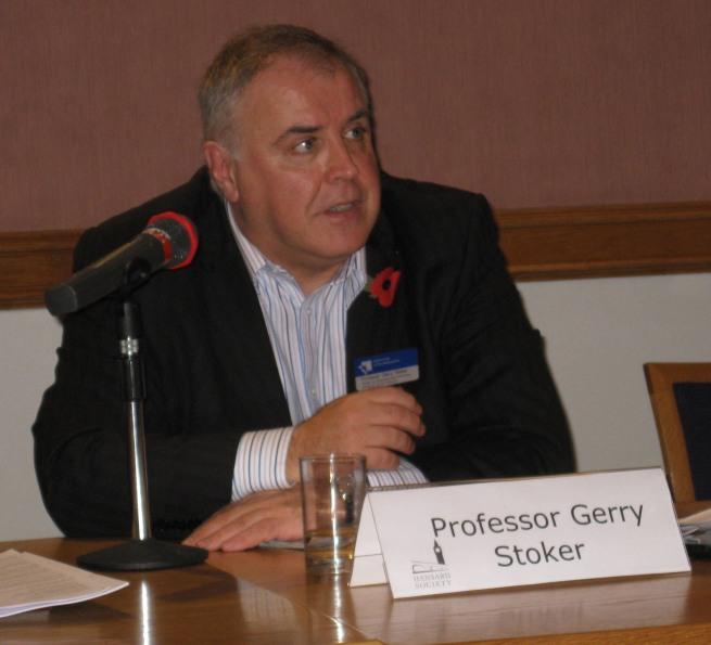 Gerry Stoker